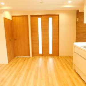 大山コーポサンキョー(4階,2488万円)の居間(リビング・ダイニング・キッチン)