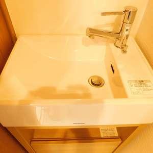 大山コーポサンキョー(4階,2488万円)の化粧室・脱衣所・洗面室