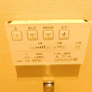 大山コーポサンキョー(4階,)のトイレ