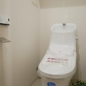 ダイアパレス元浅草ブライトスクエア(2階,)のトイレ