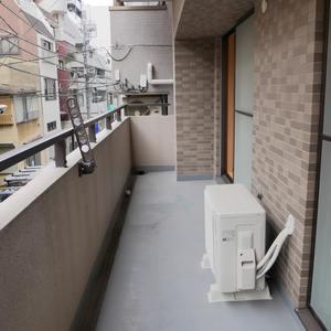 ダイアパレス元浅草ブライトスクエア(2階,)のバルコニー