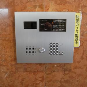 プリムローズ浅草ウエストのマンションの入口・エントランス