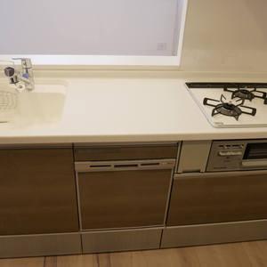 プリムローズ浅草ウエスト(3階,5480万円)のキッチン