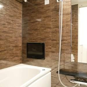 プリムローズ浅草ウエスト(3階,5480万円)の浴室・お風呂