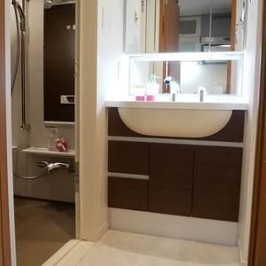 日神デュオステージ浅草松が谷(8階,)の化粧室・脱衣所・洗面室