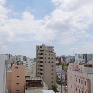 日神デュオステージ浅草松が谷(8階,)のお部屋からの眺望
