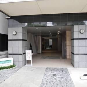 日神デュオステージ浅草松が谷のマンションの入口・エントランス