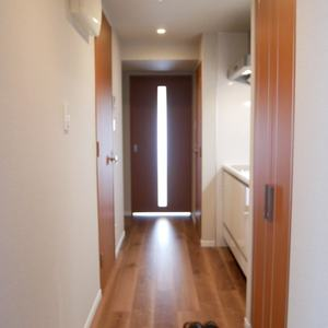 日神デュオステージ浅草松が谷(8階,)のお部屋の廊下
