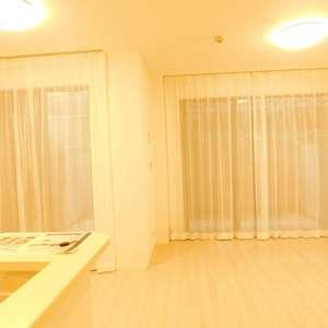 目白ガーデンヒルズC棟(2階,)の居間(リビング・ダイニング・キッチン)