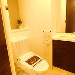 目白ガーデンヒルズC棟(2階,)のトイレ