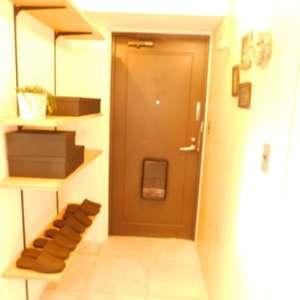 コスモ上池袋(7階,)のお部屋の玄関