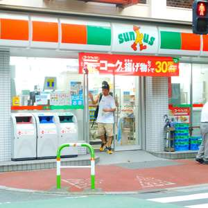 グランスイート大塚の周辺の食品スーパー、コンビニなどのお買い物