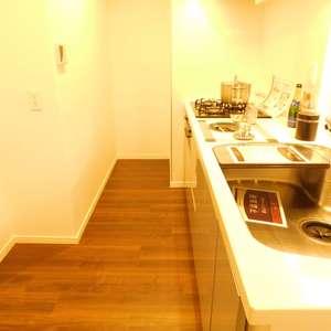 グランスイート大塚(6階,)のキッチン