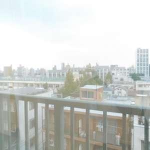 グランスイート大塚(6階,)のバルコニー