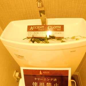 グランスイート大塚(6階,)のトイレ