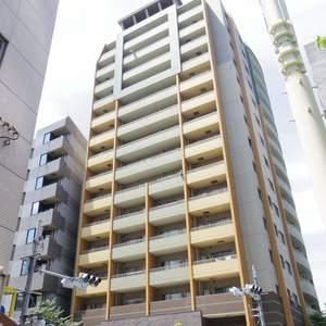 フィールM西新宿の外観