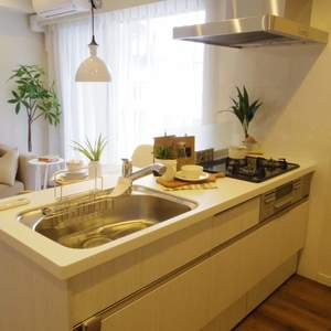 フィールM西新宿(2階,3998万円)のキッチン