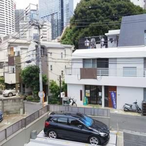 フィールM西新宿(2階,3998万円)のお部屋からの眺望
