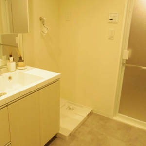 フィールM西新宿(2階,3998万円)の化粧室・脱衣所・洗面室