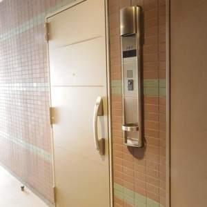 フィールM西新宿(2階,)のお部屋の玄関