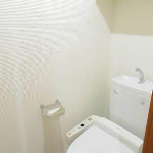 フィールM西新宿(12階,4490万円)のトイレ