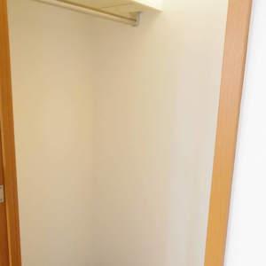 フィールM西新宿(12階,4490万円)のウォークインクローゼット
