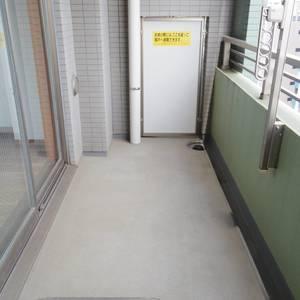 フィールM西新宿(12階,)のバルコニー