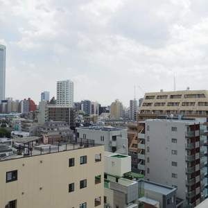 フィールM西新宿(12階,4490万円)のお部屋からの眺望