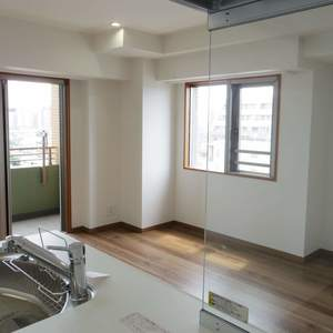 フィールM西新宿(12階,4490万円)のキッチン