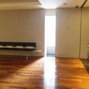 シティタワー新宿新都心のエレベーターホール、エレベーター内