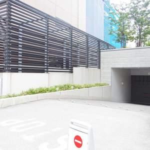 シティタワー新宿新都心の駐輪場