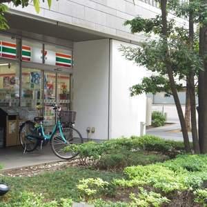 シティタワー新宿新都心の周辺の食品スーパー、コンビニなどのお買い物