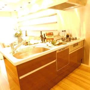 グランドメゾン目黒南(4階,)のキッチン