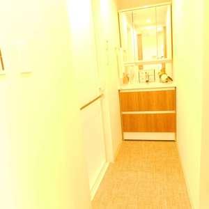 グランドメゾン目黒南(4階,)の化粧室・脱衣所・洗面室