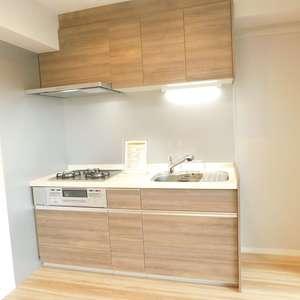 マンション雅叙苑3号館(3階,)のキッチン