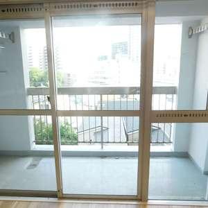 マンション雅叙苑3号館(3階,)のバルコニー