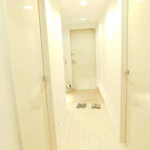 クレッセント目黒花房山(2階,7480万円)のお部屋の廊下