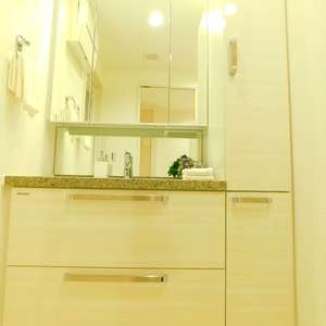 クレッセント目黒花房山(2階,)の化粧室・脱衣所・洗面室