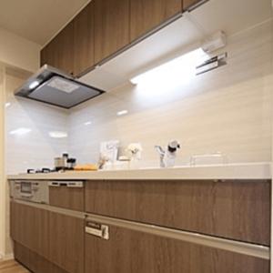 マンション雅叙苑5号館(7階,)のキッチン