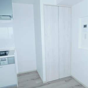 落合明穂ハイツ(8階,2580万円)の居間(リビング・ダイニング・キッチン)