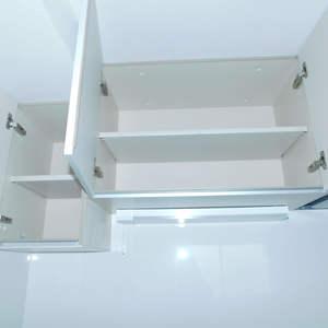 落合明穂ハイツ(8階,)のキッチン