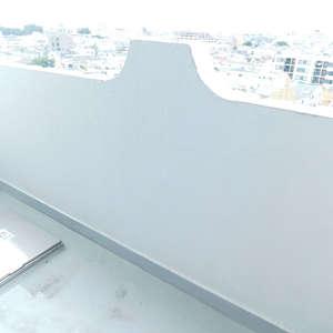 落合明穂ハイツ(8階,)のバルコニー
