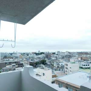 落合明穂ハイツ(8階,)のお部屋からの眺望
