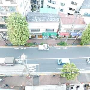 落合明穂ハイツ(8階,2580万円)のお部屋からの眺望