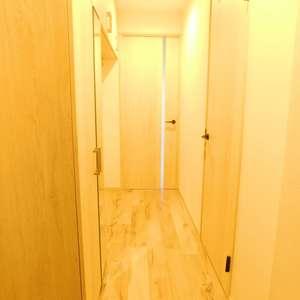 落合明穂ハイツ(8階,2580万円)のお部屋の廊下