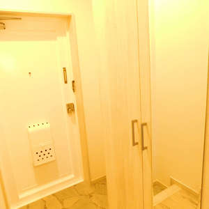 落合明穂ハイツ(8階,)のお部屋の玄関