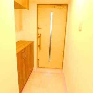グランシティ早稲田(2階,)のお部屋の玄関