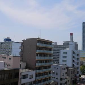 グリーンパーク天神(8階,)のお部屋からの眺望