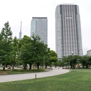 グリーンパーク天神の近くの公園・緑地