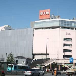 中銀錦糸町マンシオンの周辺の食品スーパー、コンビニなどのお買い物